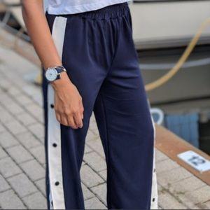 Women's Adidas Three Stripes Pants